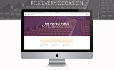 Bethel Convention Centre New website